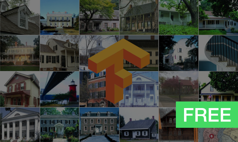 Predicting House Prices with Regression on TensorFlow