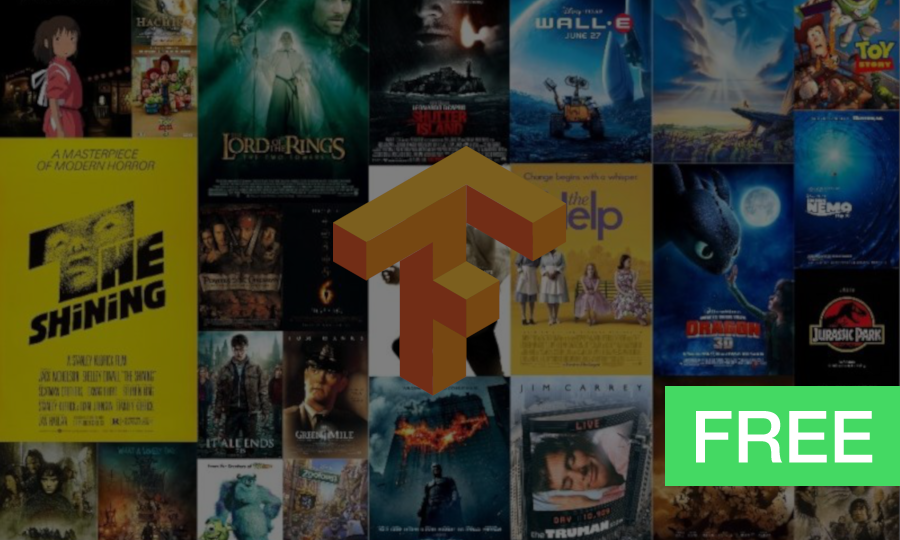Text Classification of Movie Reviews with TensorFlow